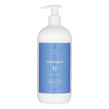 Shampoo 0 stor størrelse